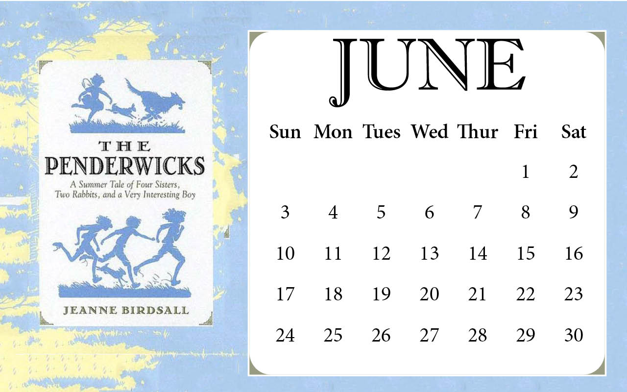 June: Spend your summer with the Penderwicks  | Kidsmomo
