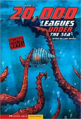 20000 Leagues Under the Sea Carl Bowen