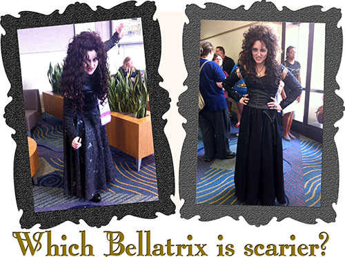 Bellatrixes - LeakyCon 2014
