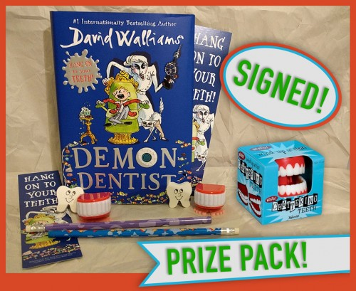 DemonDentist_sweepstakes_prizepack