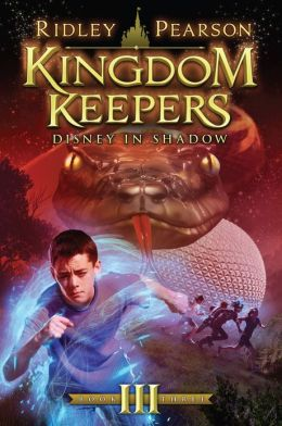 Disney in the Shadow Kingdom Keepers Ridley Pearson