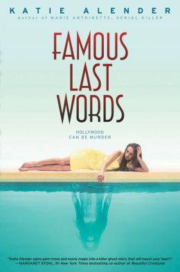 Famous Last Words_Katie Alender