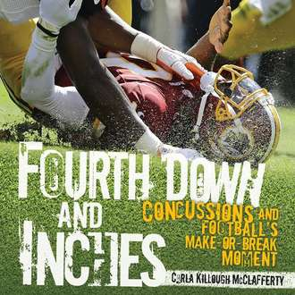 Fourth Down and Inches Football_Carla Killough McClafferty