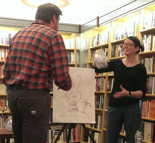 Graphic Novelist Pictionary_F-Cammuso