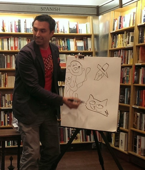 Graphic Novelist Pictionary_J-Krosoczka-1