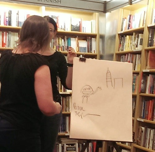 Graphic Novelist Pictionary_R-Telgemeier