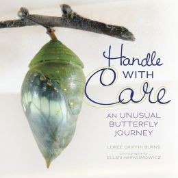 Handle With Care- An Unusual Butterfly Journey