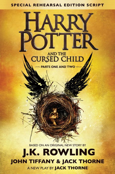 Harry Potter and the Cursed Child Rehearsal Script