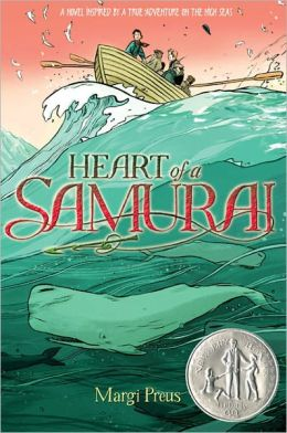 Heart of a Samurai_Margi-Preus