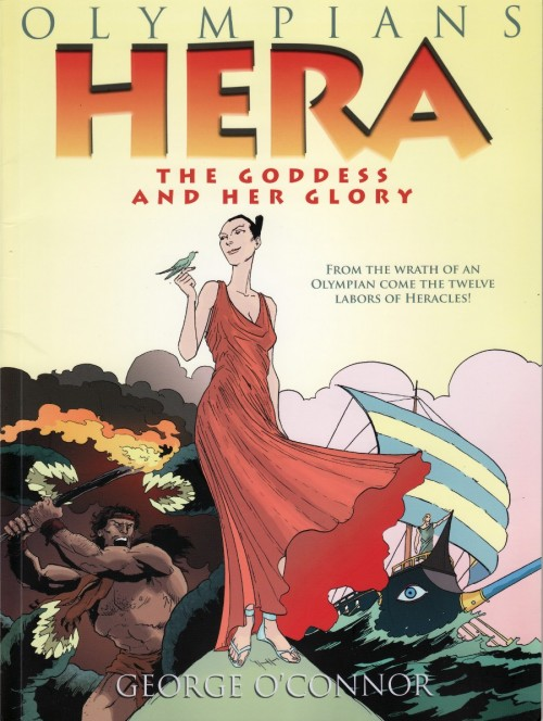 Hero the Goddess and Her Glory