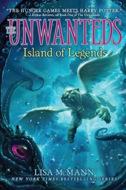Island of Legends_Lisa McMann