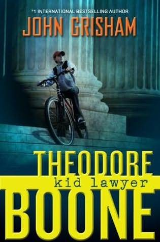 Kid Lawyer Theodore Boone