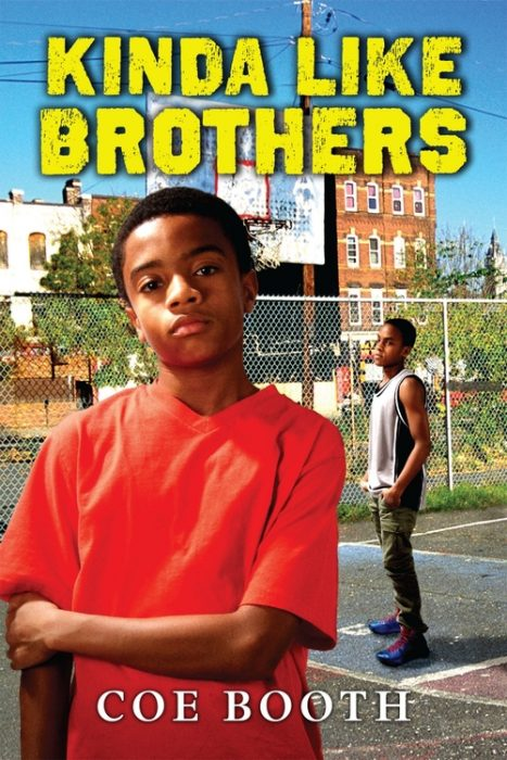 Kinda Like Brothers by Coe Booth