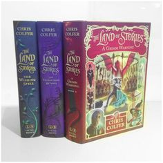 Land of Stories series