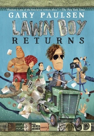 lawn boy by gary paulsen book report At the start of this witty, quick-moving tale from the newbery author, a 12-year-old receives an unexpected birthday present from his grandmother: his late.