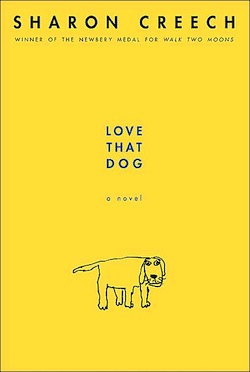 LoveThatDog-SharonCreech