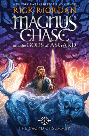 Magnus Chase Gods of Asgard Sword of the Summer_Rick Riordan