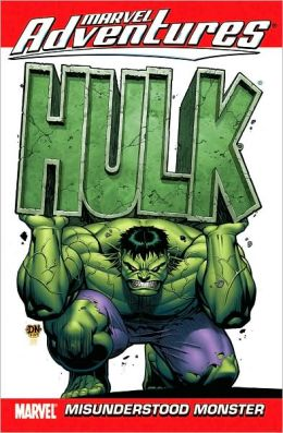 Marvel Adventures Hulk Vol 1 Paul Benjamin