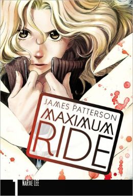 Maximum Ride Manga James Patterson NaRae Lee
