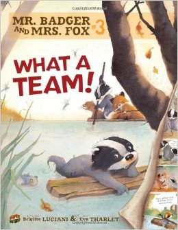 (MrBadger and MrsFox 3_What a Team