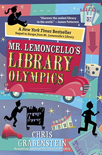 MrLemoncellos Library Olympics