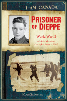 Prisoner of Dieppe_Hugh Brewster