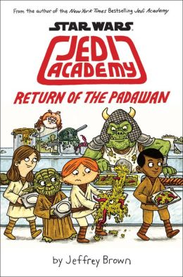 Return of the Padawan_Jeffrey Brown