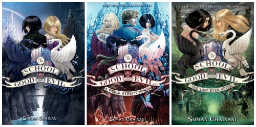 School for Good and Evil Series