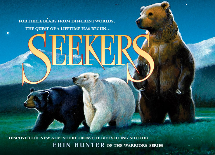 Seekers_Erin-Hunter