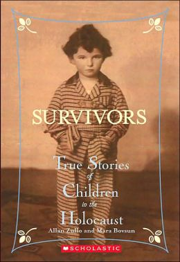 Survivors- True Stories Of Children In The Holocaust