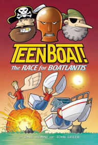 Teen Boat The Race for Boatlantis