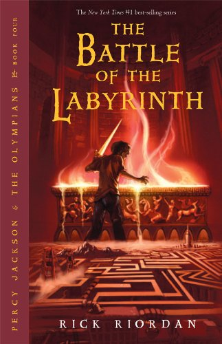 The-Battle-of-the-Labyrinth-Rick-Riordan
