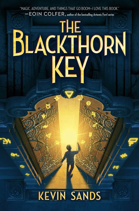 The Blackthorn Key_Kevin Sands