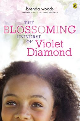 The Blossoming Universe of Violet Diamond_Brenda Woods