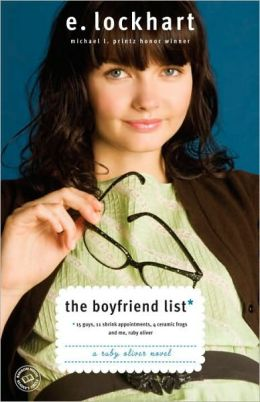 The Boyfriend List E Lockhart