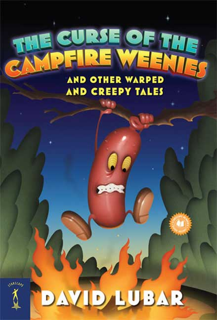 The Curse of the Campfire Weenies_David Lubar
