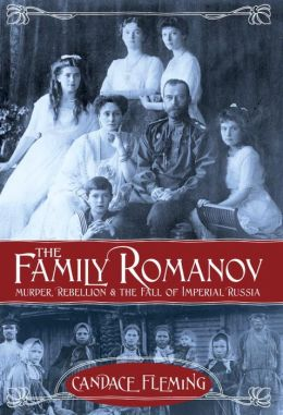 The Family Romanov_Candace Fleming