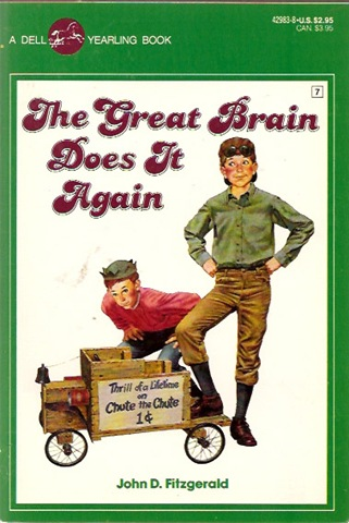 The Great Brain Does It Again_John D Fitzgerald
