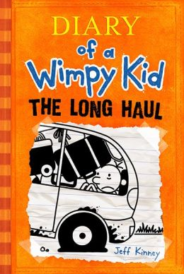 The Long Haul 260x420 Jeff Kinney