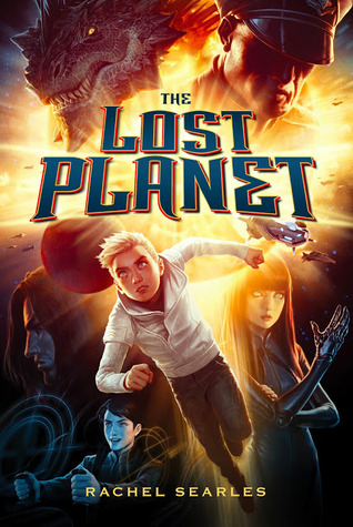 The Lost Planet (Chase Garrety #1) by Rachel Searles