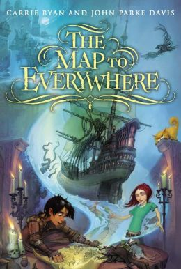 The Map to Everywhere_Carrie Ryan