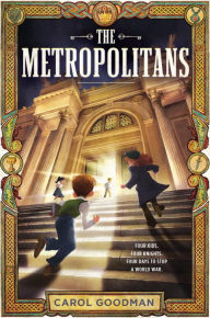 The Metropolitans Carol Goodman