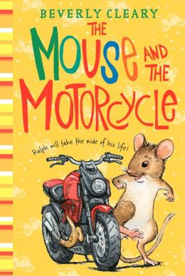 The Mouse and the Motorcycle_Beverly Cleary