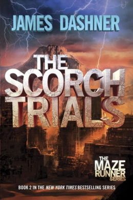 The Scorch Trials_James Dashner