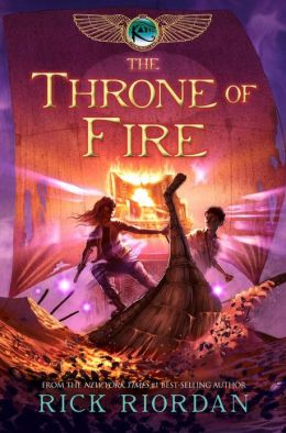 Throne of Fire 260x420 Rick Riordan