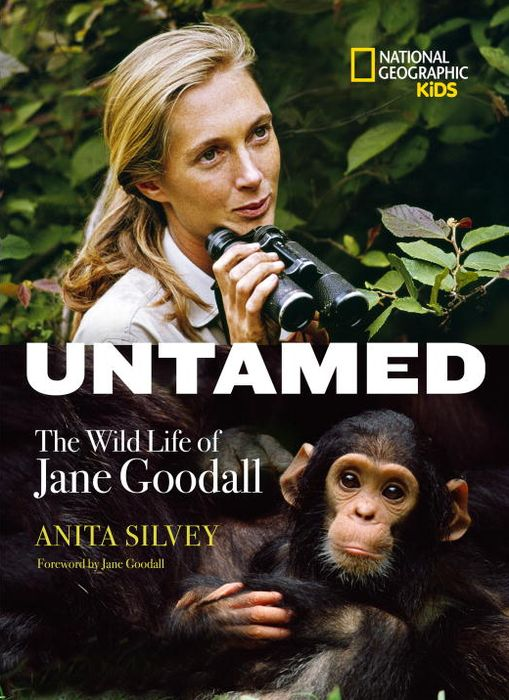 Untamed by Anita Silvey