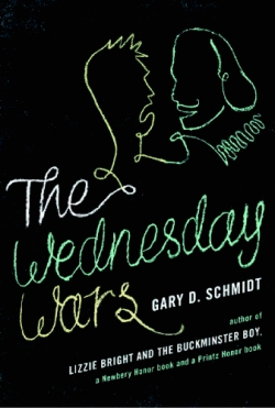 The Wednesday Wars by Gary D. Schmidt
