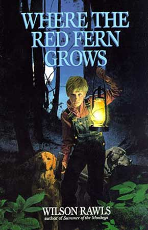Where the Red Fern Grows_Wilson Rawls