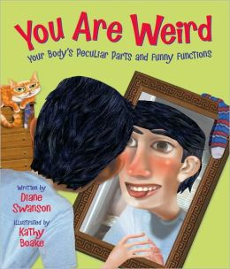 You Are Weird_Diane Swanson