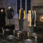 Costumes for Hufflepuff students.